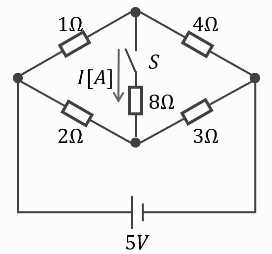電験三種2020理論問7のブリッジ回路2
