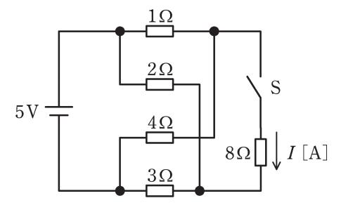 電験三種2020理論問7の回路図